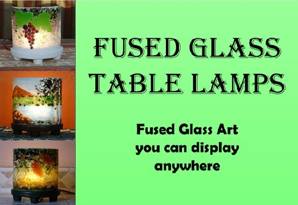 LightGarden Glass Art New Classes and 10/23 Demo
